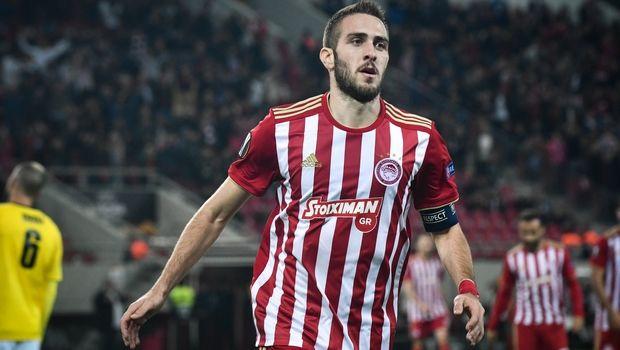 Europa League: Υποψήφιος για παίκτης της εβδομάδας ο Φορτούνης