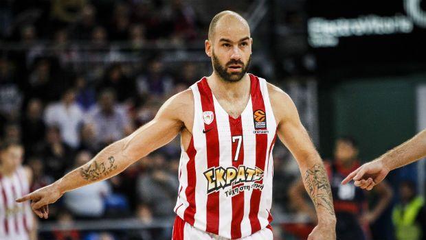 Σπανούλης, ο ρέκορντμαν των κορυφαίων πεντάδων της EuroLeague