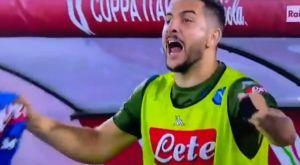 """Μανωλάς: """"Forza Napoli"""""""