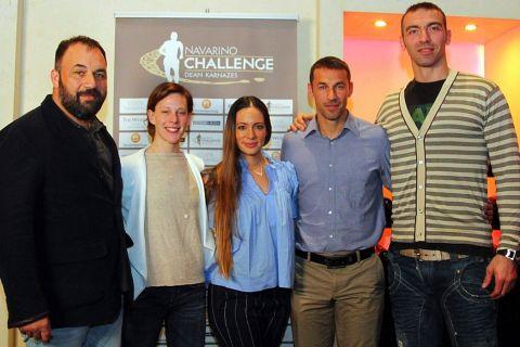 Παρουσιάστηκαν οι πρεσβευτές και οι φετινές δραστηριότητες του Navarino Challenge!