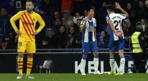 Εσπανιόλ – Μπαρτσελόνα 2-2: Ο Αμπελάρδο σταμάτησε τους μπλαουγκράνα