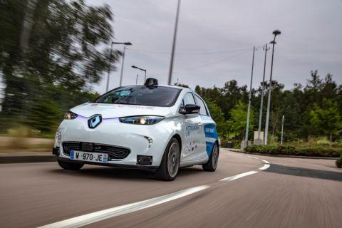 Δείτε τα πρώτα αυτόνομα οχήματα για μαζικές μετακινήσεις