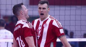 Volleyleague ανδρών: Πρωταθλητής ο Ολυμπιακός, 3-0 τον ΠΑΟΚ