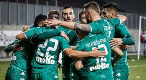 ΑΕΛ – Παναθηναϊκός 0-2: Διπλό τετράδας το τριφύλλι στη Λάρισα