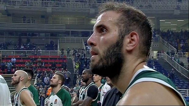 Παύλος Γιαννακόπουλος: Το VIDEO που έκανε όλο το ΟΑΚΑ να δακρύσει