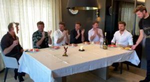 Βαβρίνκα: Γιόρτασε τα γενέθλιά του με τους… έξι εαυτούς του