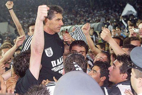 Μετά τον τελικό Κύπελλου το 2003