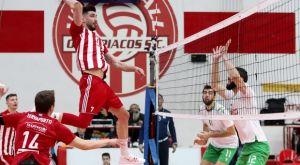 Volley League: Οι τελικοί σε Ρέντη και Άγιο Θωμά