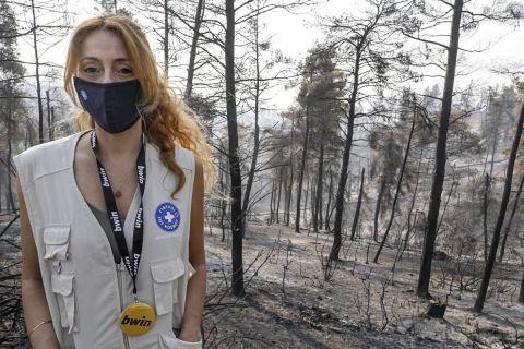 Με τα μάτια των Γιατρών του Κόσμου στα μέτωπα της φωτιάς