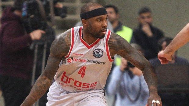 MVP του Basketball Champions League o Ταϊρίς Ράις