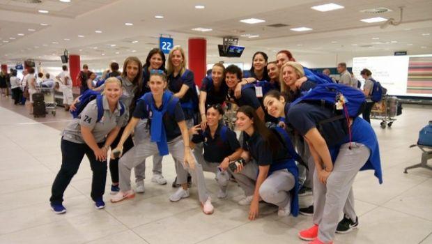 Πάτησε Πράγα η Εθνική Γυναικών