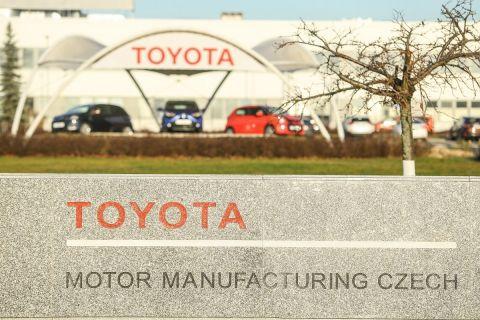 Το εργοστάσιο της Toyota στην Τσεχία