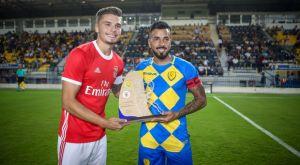 Παναιτωλικός – Μπενφίκα Β' 0-1: Ήττα από τα wonderkid των Πορτογάλων