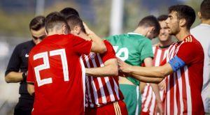 Κ17 Παναθηναϊκός – Ολυμπιακός 0-1: Πρώτοι και αήττητοι οι «ερυθρόλευκοι»
