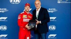 Ο Δημήτρης Παπαδάκος έδωσε το βραβείο της pole position στην Ιαπωνία