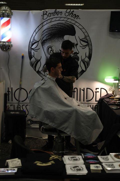 5ο Athens Tattoo Expo: Όλοι οι πιστοί και όχι μόνο inklovers μαζευτείτε!