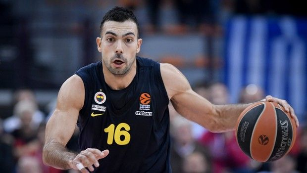 EuroLeague: Θυμήθηκε όταν ο Σλούκας ήταν μέλος της κορυφαίας πεντάδας
