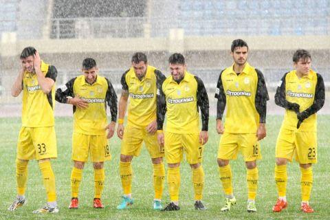 Αποσύρθηκε από τη Football League ο Εργοτέλης