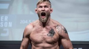 Χαμός στη Στοκχόλμη: Gustafsson vs. Smith έκλεισε το UFC
