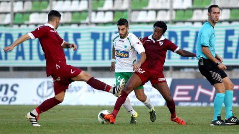 """""""Αλληλοεξουδετερώθηκαν"""" στη Λιβαδειά, στο 1-1 Λεβαδειακός - ΑΕΛ"""