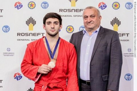 Χάλκινο μετάλλιο ο Μαρκαριάν