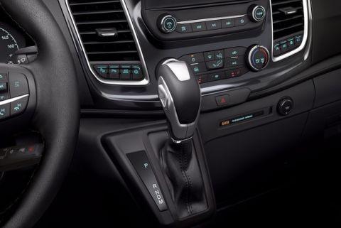 Το 10 το καλό… κιβώτιο για το Ford Transit