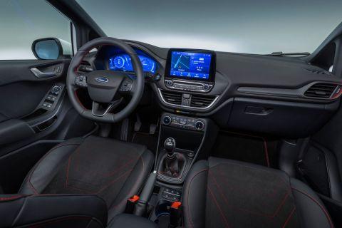 Αναβαθμισμένο και φρεσκαρισμένο το Ford Fiesta
