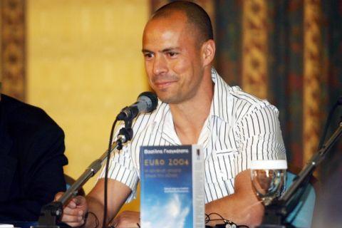 Γιαννακόπουλος: «Έχουμε το κορυφαίο αμυντικό δίδυμο»