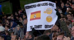 Ρεάλ Μαδρίτης: Όλο το Μπερναμπέου αποδοκίμασε τον Μπέιλ