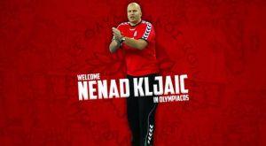 Χάντμπολ ανδρών: Ανακοίνωσε Νέναντ Κλιάιτς ο Ολυμπιακός