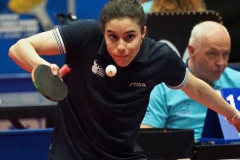 Δεν προβιβάστηκε η Εθνική γυναικών στο Παγκόσμιο πινγκ πονγκ