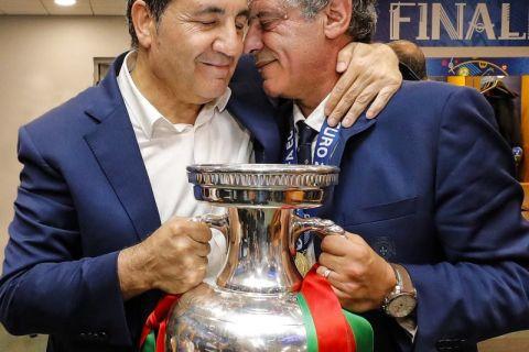 Νέο συμβόλαιο με Πορτογαλία ο Φερνάντο Σάντος