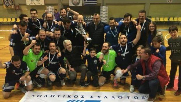 Κυπελλούχος ο Δούκας, 3-1 τον Παναθηναϊκό στον τελικό