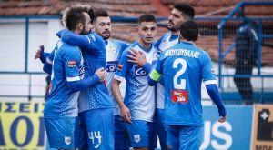 Super League 2: Στο +7 ο ΠΑΣ, νίκη Λεβαδειακού στη Ριζούπολη