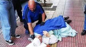 Ληστής γρονθοκόπησε παλαίμαχο ποδοσφαιριστή στο κέντρο της Αθήνας