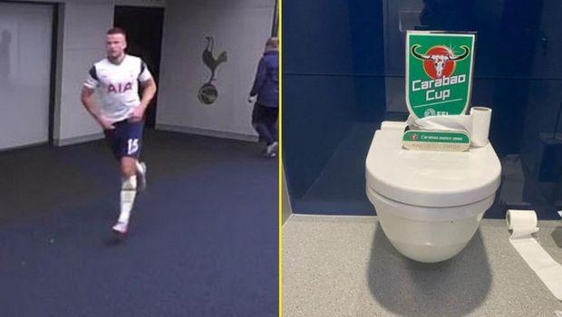 O Ντάιερ αφιέρωσε το βραβείο του MVP στην... τουαλέτα
