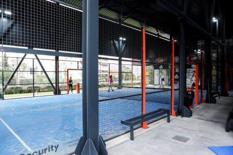 Το Olympic Padel Club στη Γλυφάδα