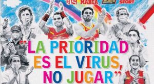 Κορονοϊός: Γκασόλ και Ναδάλ ένωσαν τον ισπανικό αθλητικό Τύπο