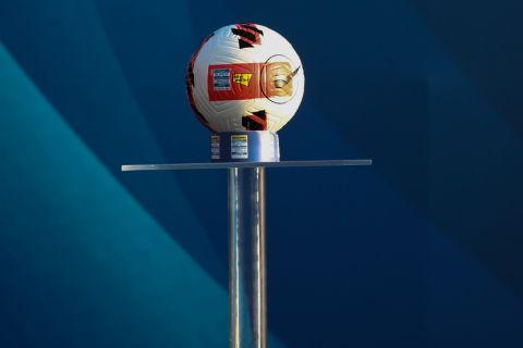 Η μπάλα του νέου πρωταθλήματος