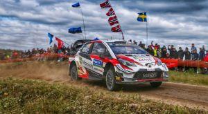 WRC: Μπροστά ο Τάνακ