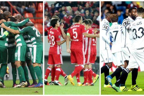 Οι διαιτητές των ελληνικών ομάδων στο Europa League