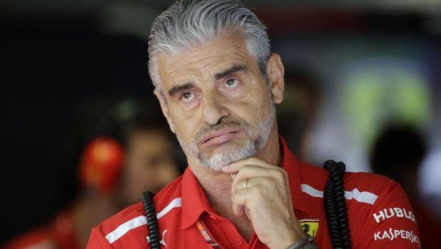 Επίσημο: Νέος επικεφαλής στη Ferrari ο Μπινότο, τέλος ο Αριβαμπένε
