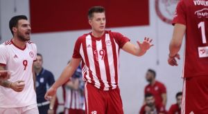 Volley League ανδρών: Ο Ρόλαντ Γκέργκι MVP Βίκος Cola της 3ης αγωνιστικής