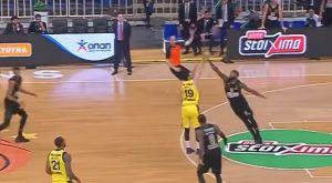 Παναθηναϊκός – Φενέρμπαχτσε: Αυτή είναι η φάση για την οποία εξέδωσε ανακοίνωση η EuroLeague