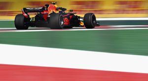GP Μεξικού (FP1): Κυριαρχία του Φερστάπεν και της Renault