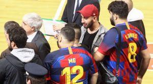 Παναθηναϊκός – Ρεάλ Μαδρίτης: Με φανέλες της Μπαρτσελόνα στο ΟΑΚΑ