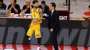 """Σφαιρόπουλος: """"Όποιος ήρθε από τον πάγκο έδωσε ενέργεια"""""""