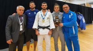 Τζούντο: Χρυσός ο Ντανατσίδης στο Παγκόσμιο Όπεν της Ωκεανίας