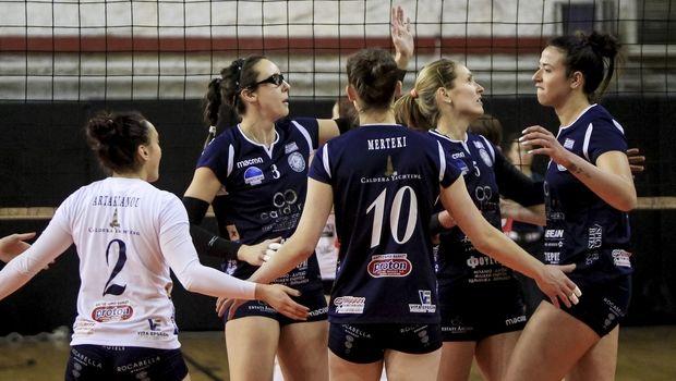 Volleyleague Γυναικών: Δεύτερος ο ΑΟ Θήρας, σώθηκε ο Ηλυσιακός