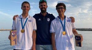 Ιστιοπλοΐα: Παγκόσμιοι πρωταθλητές οι Σπανάκης και Μιχαλόπουλος